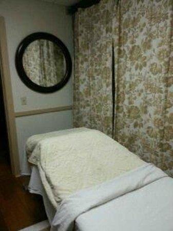 The Bodywork Cafe: Massage Room