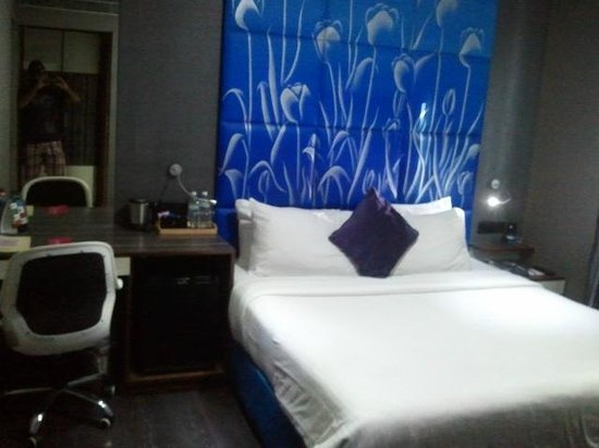 The Spring Hotel: Deluxe room