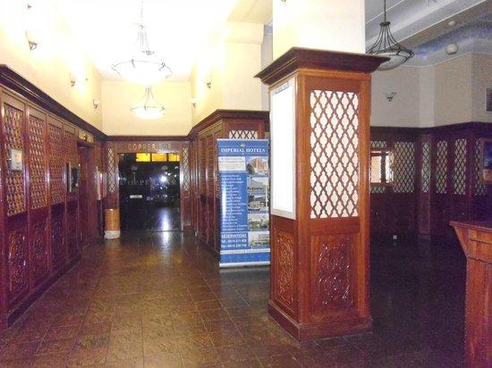 Grand Imperial Hotel: Hotel Lobby