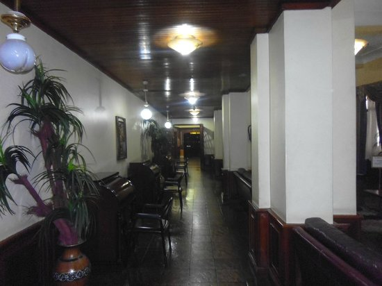 Grand Imperial Hotel: Hotel Interior