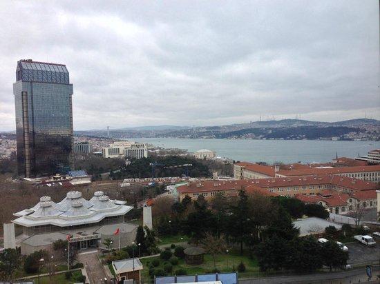 Gezi Hotel Bosphorus: Room 1006 View