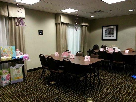 Hampton Inn Huntington University Area: Meeting room
