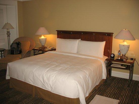 Four Seasons Hotel Jakarta: Bed