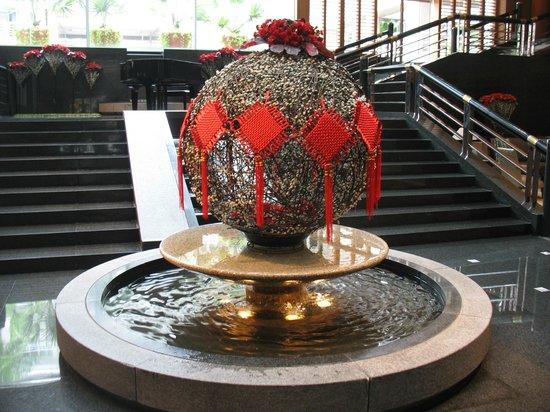 Four Seasons Hotel Jakarta: Lobby--Chinese New Year