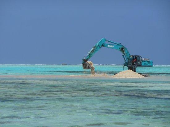 Fun Island Resort: lavori in corso