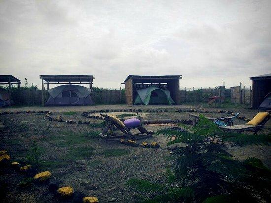 Cabalonga: AREA DE FOGATA