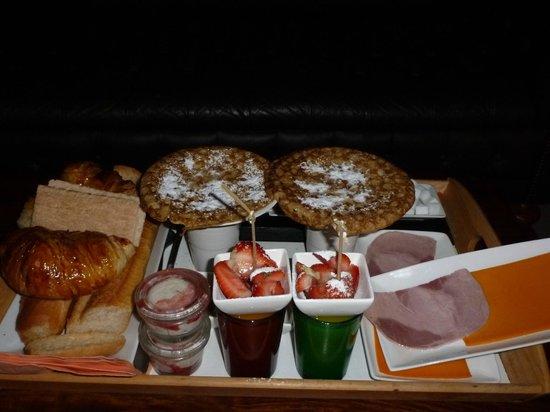Itsara Suites & Spa: Petit déjeuner