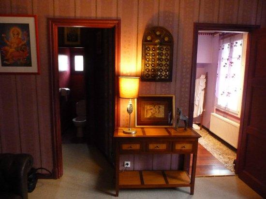 Itsara Suites & Spa: Vue de la chambre