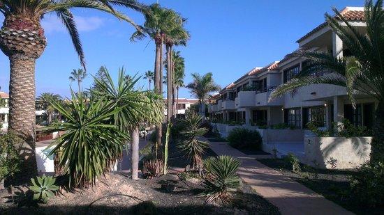 Fuentepark Apartamentos: un vistazo del aparthotel
