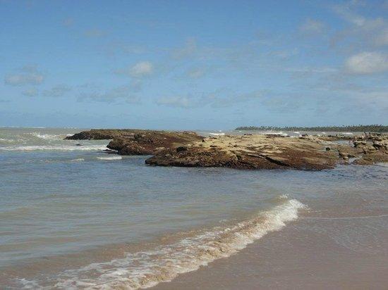 Pousada Coqueiro Verde: A praia