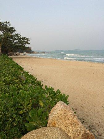 Vana Belle, A Luxury Collection Resort, Koh Samui: Beach