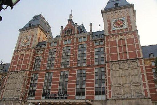 Hotel Okura JR Huis Ten Bosch : 外観