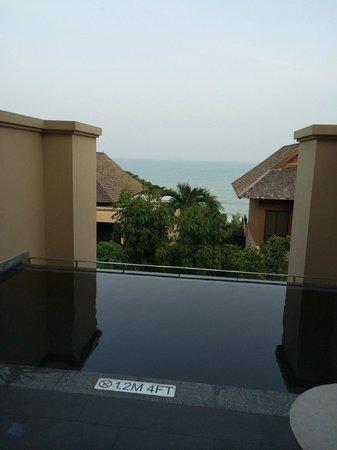 Vana Belle, A Luxury Collection Resort, Koh Samui: Enclosed plunge pool