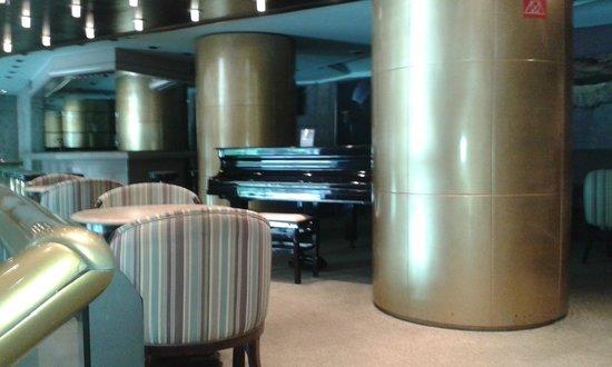 Merlin Copacabana Hotel: Piano Bar