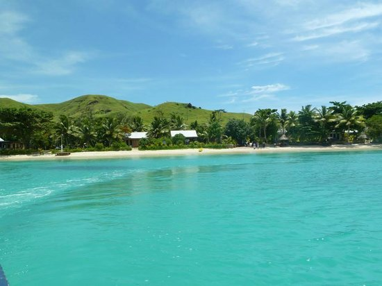 Blue Lagoon Beach Resort : Blue Lagoon Beach