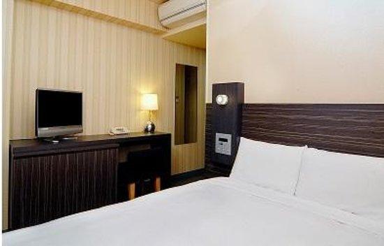 Hotel Villa Fontaine Nihombashi Mitsukoshimae: 客室