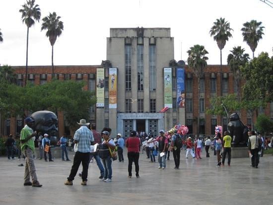 Musée d'Antioquia : From Botero Plaza