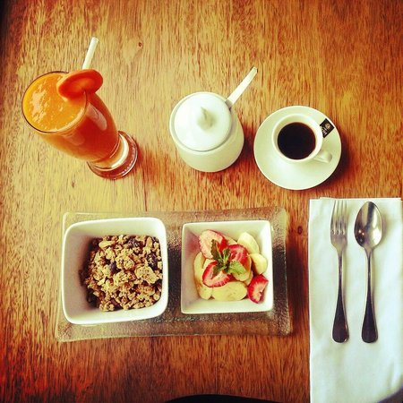 Desayuno Greens Organic