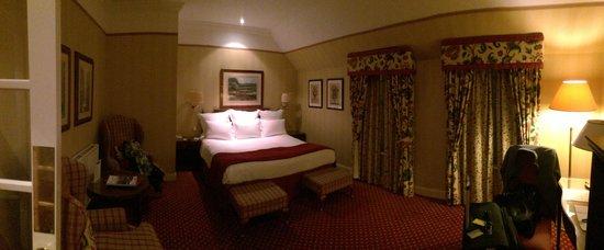 Kingsmills Hotel : Cuarto
