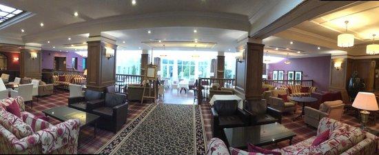 Kingsmills Hotel: Lobby