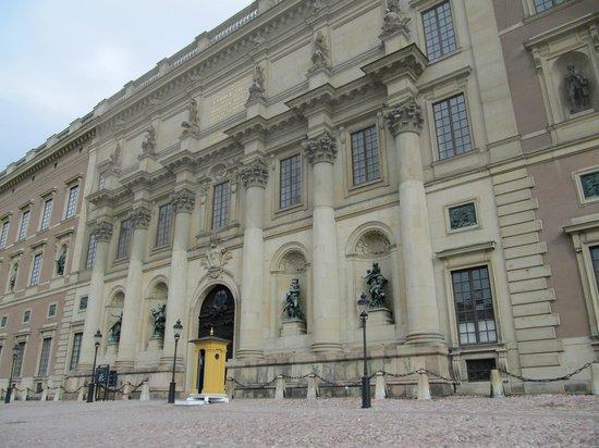 Stockholmer Schloss (Kungliga Slottet): дворец