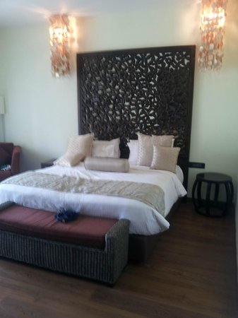 The Windflower Resort and Spa Pondicherry : Comfy Bed