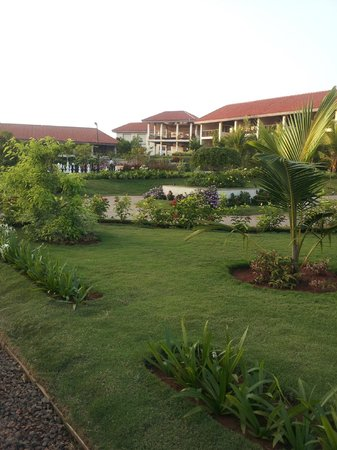 The Windflower Resort and Spa Pondicherry : View