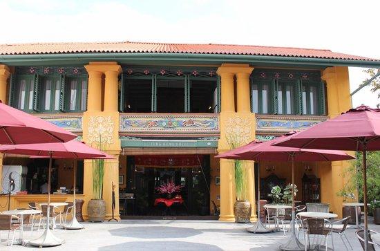 Yeng Keng Hotel: Facade