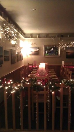 Ben Macduis Inn: Xmas at Ben Macdui's
