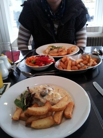 bod erw hotel restaurant st asaph restaurant reviews phone number photos tripadvisor