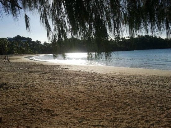 Hotel Playa Caribe : plage POPPY