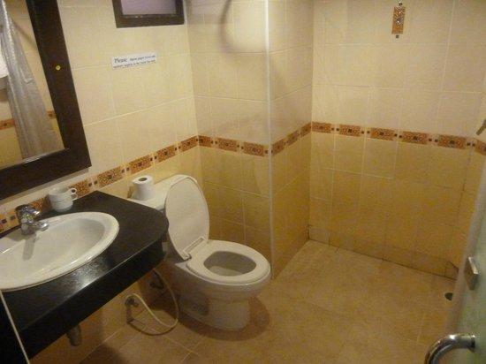 White Sand Resortel : Ванная комната