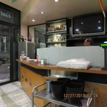 EuroHotel : restaurante