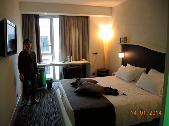 BEST WESTERN Premier Hotel Royal Santina: Standard room