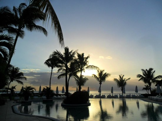 Maritim Resort & Spa Mauritius : The Pool