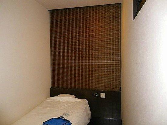Manyo Onsen: グランドキャビン室内
