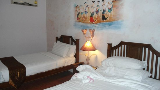 Sabaidee Chiang Mai Hotel: la nostra stanza