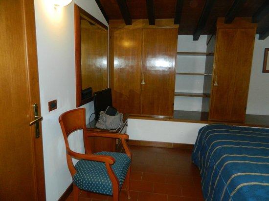 Strozzi Palace Hotel: suite raffaello