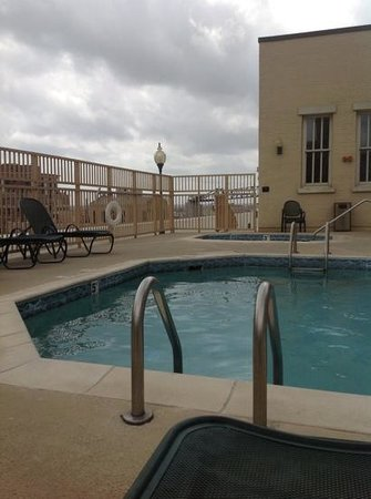 Drury Inn & Suites New Orleans: pool