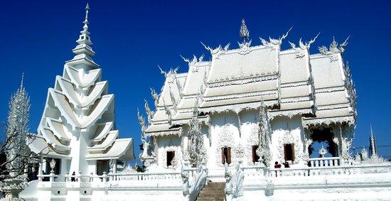 Nak Nakara : Wat Ronk Khun - Chiang Rai