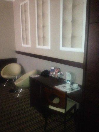 Hotel Diament Plaza Katowice: pokój