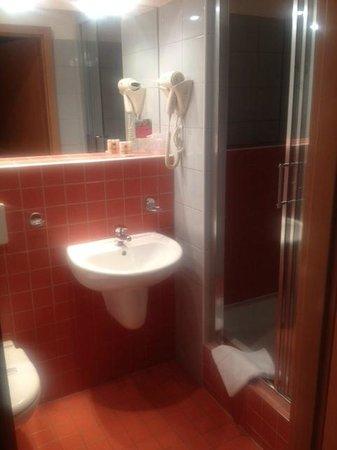 Hotel Diament Plaza Katowice: łazienka