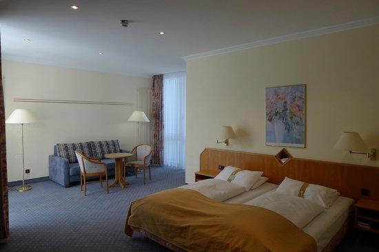 Holiday Inn München Unterhaching: Holiday Inn Muenchen Unterhaching