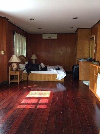 Mae Nam Resort: la chambre