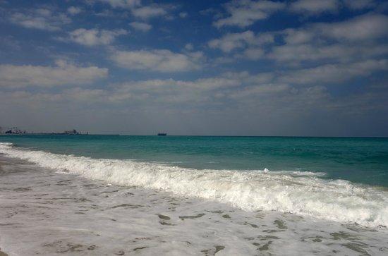 Park Hyatt Abu Dhabi Hotel & Villas : auch das Meer