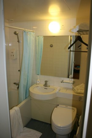 Hotel JAL City Matsuyama: Bathroom