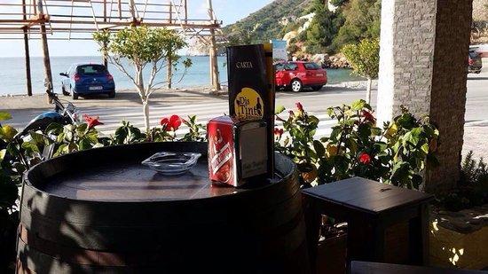 Dis Tinto Bar Restaurante: View