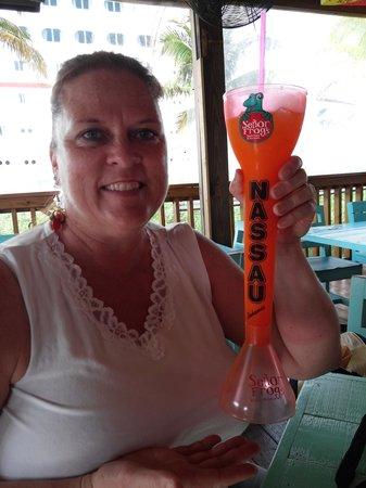 Senor Frog's Freeport : Nice drink