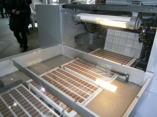 Schokoladenmuseum: チョコレート博物館