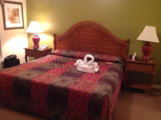 Lake Buena Vista Resort Village & Spa: Master bedroom